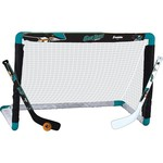 Franklin San Jose Sharks Mini Hockey Goal Set