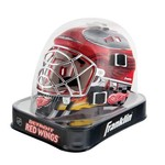 Franklin NHL Team Series Detroit Red Wings Mini Goalie Mask - view number 2