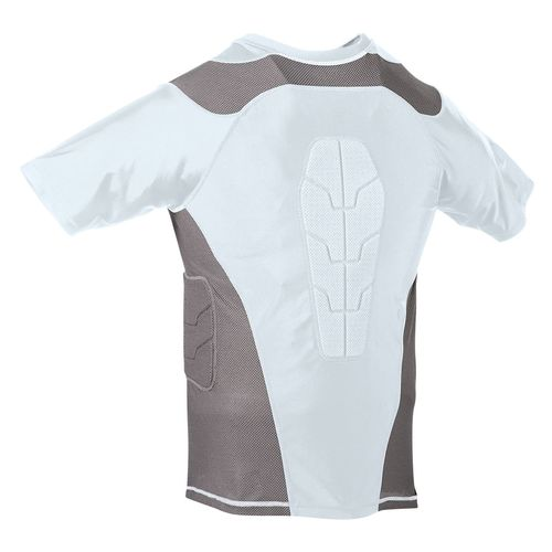 Century Adults' Padded Short Sleeve Compression Shirt - view number 1