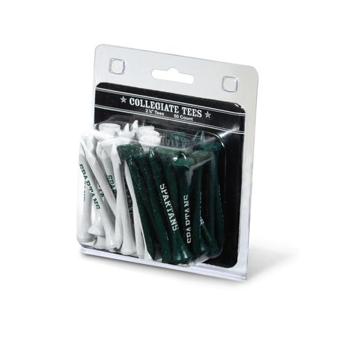 Team Golf Michigan State University Golf Tees 50-Pack - view number 1