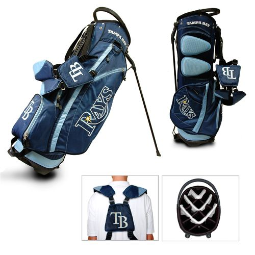 Team Golf Tampa Bay Rays Fairway 14-Way Stand Golf Bag - view number 1