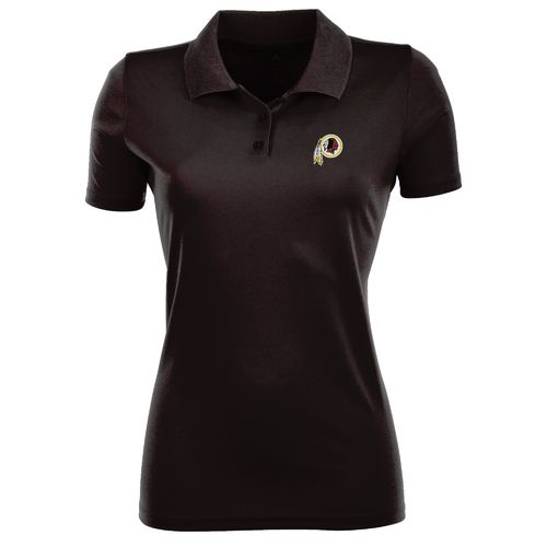 Antigua Women's Washington Redskins Exceed Polo Shirt