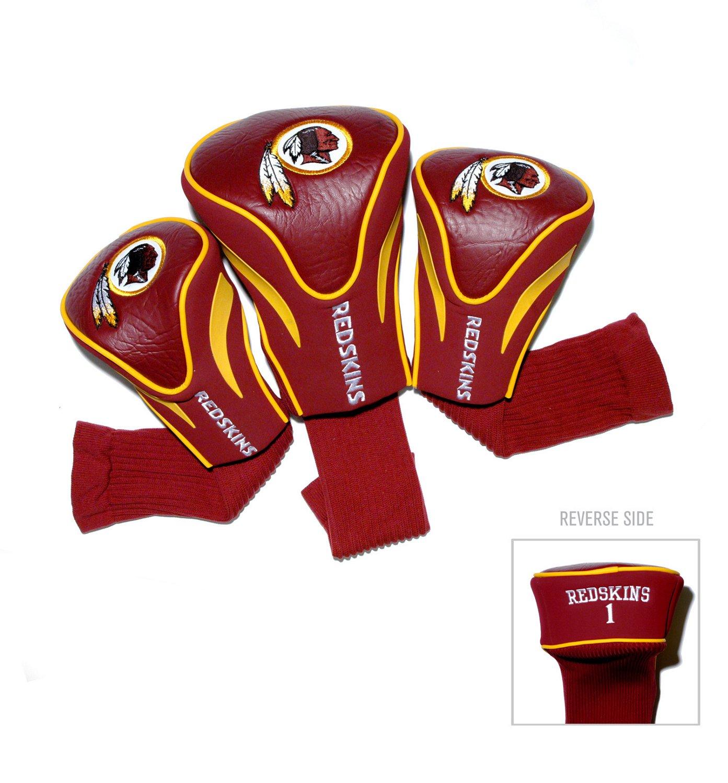 Team Golf Washington Redskins Contour Sock Head Covers