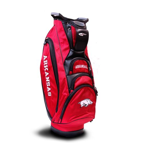Team Golf University of Arkansas Victory Cart Golf Bag