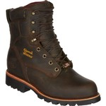 Chippewa Boots Men's Bay Crazy Horse Utility Waterproof Insulated Rugged Outdoor Boots - view number 2