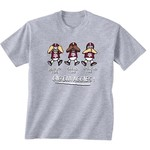 New World Graphics Infants' Texas A&M University No Evil T-shirt