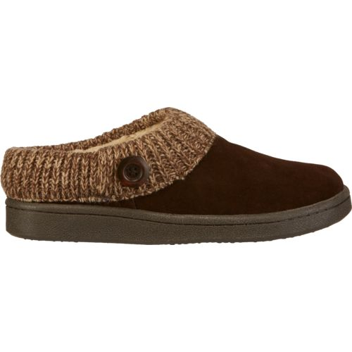 Display product reviews for Magellan Outdoors Women's Sweater Clog Slippers