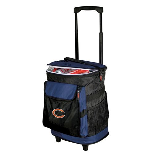 Logo Chicago Bears Rolling Cooler
