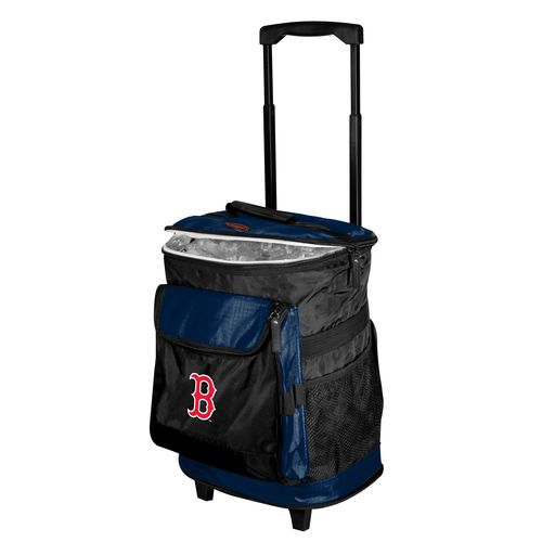 Logo™ Boston Red Sox Rolling Cooler - view number 1