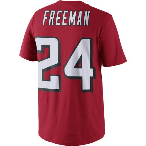 Nike Men's Atlanta Falcons Devonta Freeman #24 Player Pride T-shirt