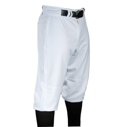 Louisville Slugger Men's Old School Heavy Warp 3/4 Length Baseball Pant