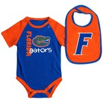 Colosseum Athletics Infants' University of Florida Rookie Onesie and Bib Set - view number 1