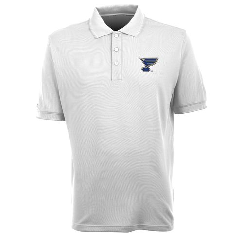 Antigua Men's St. Louis Blues Elite Polo Shirt