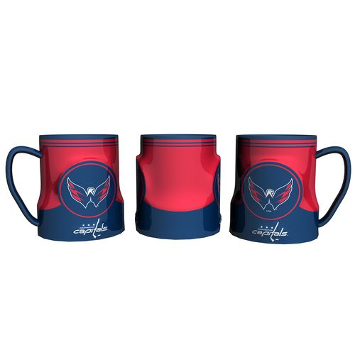 Boelter Brands Washington Capitals Gametime 18 oz. Mugs 2-Pack