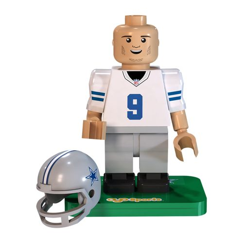 OYO Sports Dallas Cowboys Tony Romo Minifigure