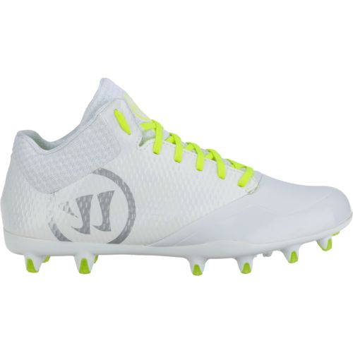 Warrior™ Men's Burn 9 Mid Lacrosse Cleats