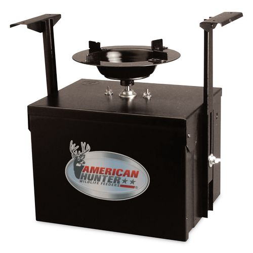 American Hunter Heavy Duty Spin FM-K6/12 Digital Feeder Kit - view number 2