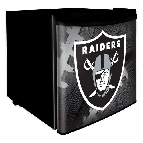 Boelter Brands Oakland Raiders 1.7 cu. ft. Dorm Room Refrigerator