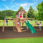 Backyard Discovery™ Oceanview Wooden Swing Set - view number 4
