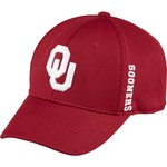 Top of the World Men's University of Oklahoma Booster Plus Cap - view number 1