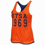 Colosseum Athletics Women's University of Texas at San Antonio Triple Crown Reversible Tank Top