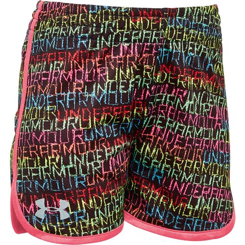 Under Armour™ Kids' Mesh Printed Short