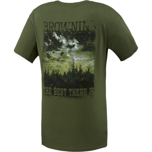 Browning Men's Scenic T-shirt