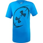 Under Armour™ Boys' Football Logo T-shirt