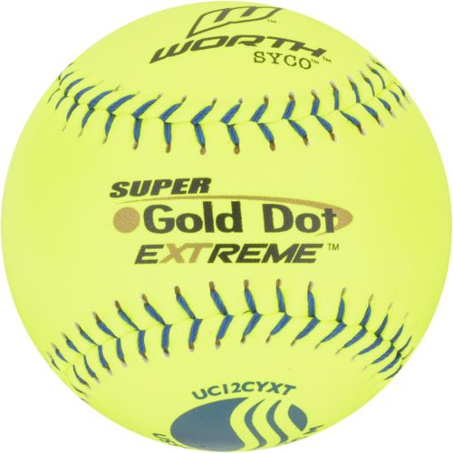 Worth® Super Gold Dot Extreme™ Softball