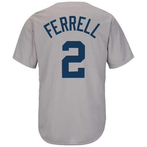 Majestic Men's Boston Red Sox Rick Ferrell #2 Cooperstown Cool Base 1969 Replica Jersey