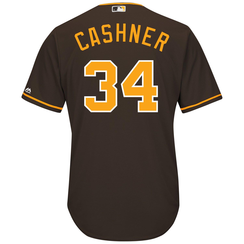 Majestic Men's San Diego Padres Andrew Cashner #34