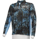 Huk Men's Kryptek Icon 1/4 Zip Top - view number 2