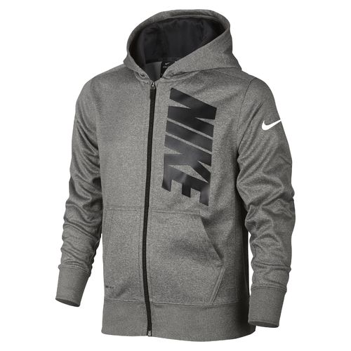 Nike™ Boys' Therma Training Full-Zip Hoodie