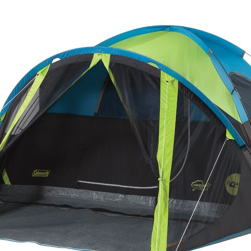 ... Coleman Carlsbad 4 Person Dome Tent with Screen Room - view number 5 ...  sc 1 st  Academy Sports + Outdoors & Coleman Carlsbad 4 Person Dome Tent with Screen Room | Academy