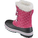 Magellan Outdoors Girls' Suede Quilted Pac Boots - view number 3