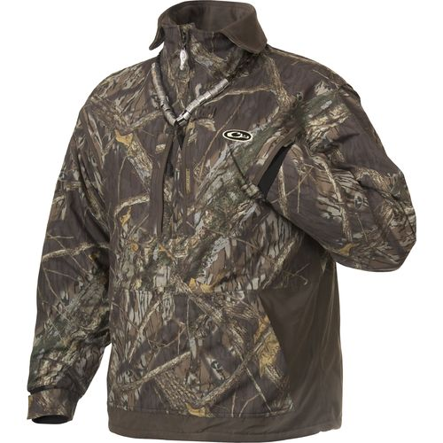 Drake Waterfowl Men's MST Waterfowl 1/4 Zip 2.0 Pullover