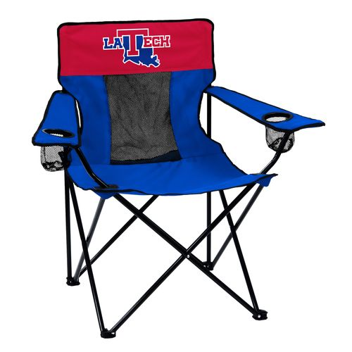 Logo Louisiana Tech University Elite Chair