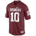Nike Men's University of Oklahoma Game Jersey - view number 1