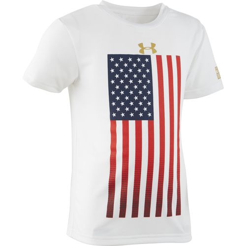 Under Armour® Boys' Country Pride T-shirt