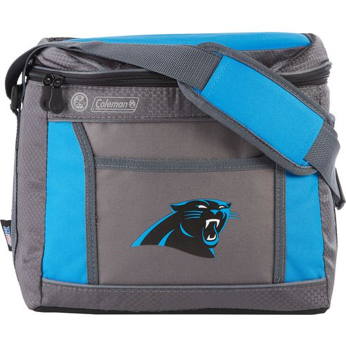 Coleman™ Carolina Panthers 16-Can Soft-Sided Cooler