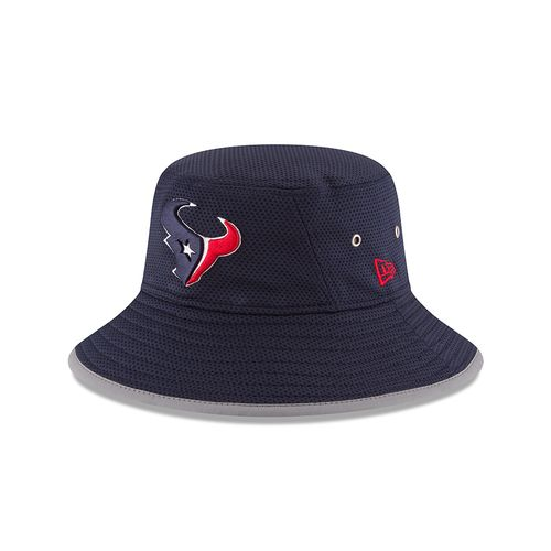 New Era Men's Houston Texans Onfield Training Bucket