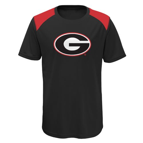 Gen2 Boys' University of Georgia Ellipse Performance Top
