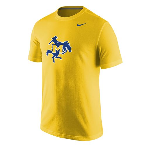 Nike™ Men's McNeese State University Logo T-shirt