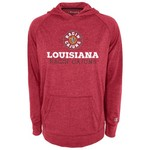 Champion™ Men's University of Louisiana at Lafayette Raglan Pullover Hoodie
