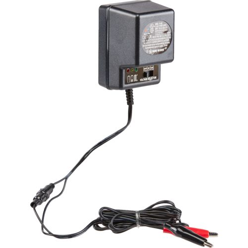 Game Winner® 6/12V Battery Charger