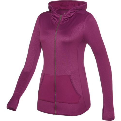 BCG™ Women's Embossed Full Zip Jacket