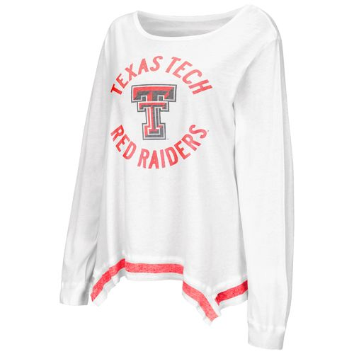 Touch by Alyssa Milano Women's Texas Tech University End Zone Top