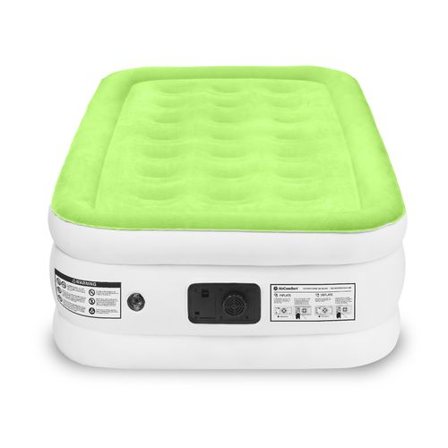Air Comfort Dream Easy Twin-Size Raised Airbed with Built-In Electric Pump - view number 2