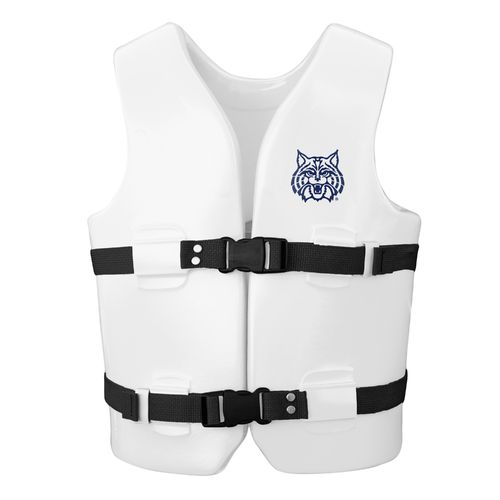 TRC Recreation Kids' University of Arizona Super Soft™ Life Vest - view number 1