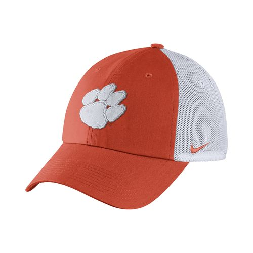 Nike Men's Clemson University Heritage 86 Trucker Cap